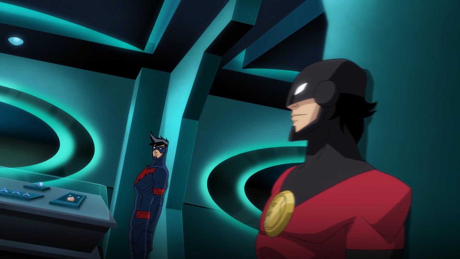 Batman Vs Red Robin