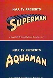 The Superman/Aquaman Hour of Adventure Poster