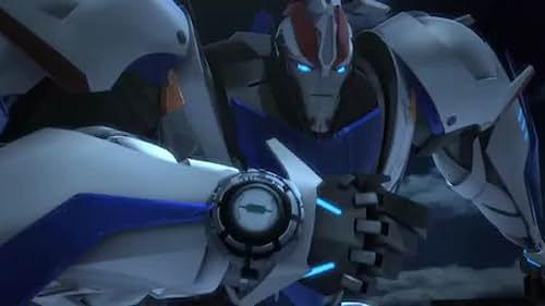 Transformers Prime: New Recruit