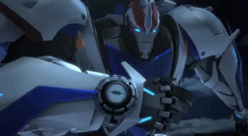 Transformers Prime: New Recruit