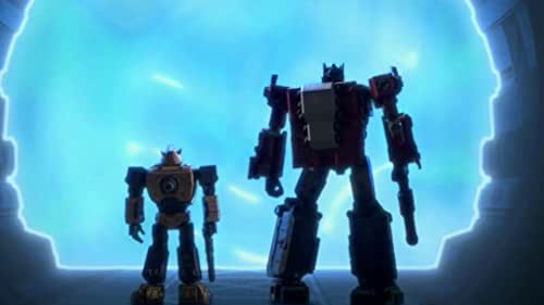 Transformers: War For Cybertron Trilogy: Earthrise Official Trailer (German)