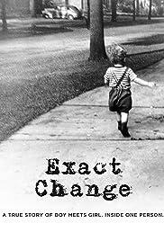 Exact Change Poster