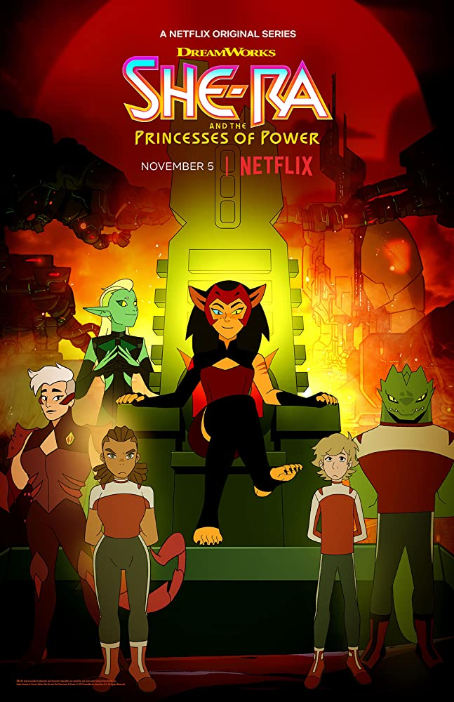 She-Ra and the Princesses of Power (2018)