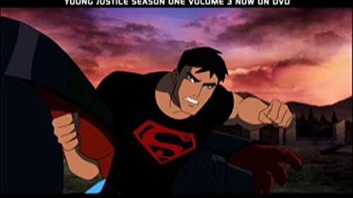 Trailer for Young Justice: Season One, Volume Three