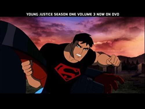 Young Justice: Season One, Volume Three