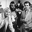 George Peppard, Mr. T, and Dirk Benedict in The A-Team (1983)