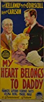 My Heart Belongs to Daddy (1942) Poster