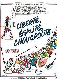 Primary photo for Liberté, égalité, choucroute