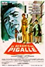 A Priest in Pigalle (1958) Poster