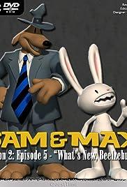 Sam and Max: What's New, Beelzebub? Poster