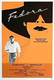 William Holden and Marthe Keller in Fedora (1978)