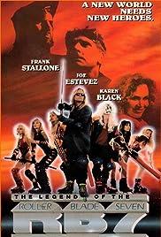 Legend of the Roller Blade Seven Poster