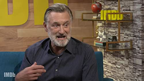 Bill Pullman Tells Us the Scariest Co-Star He's Ever Worked With