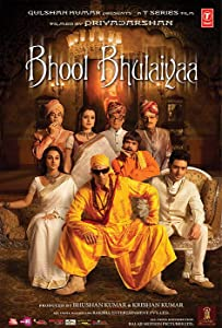 Hot movie downloads Bhool Bhulaiyaa India [Quad]