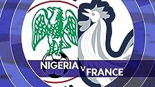 Nigeria contra Francia
