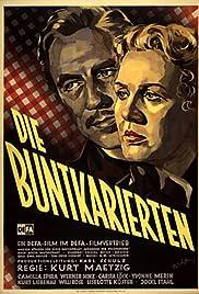 Die Buntkarierten Poster