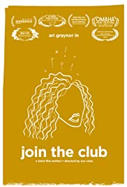 Join the Club Poster