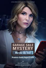 Garage Sale Mystery: Murder by Text Poster