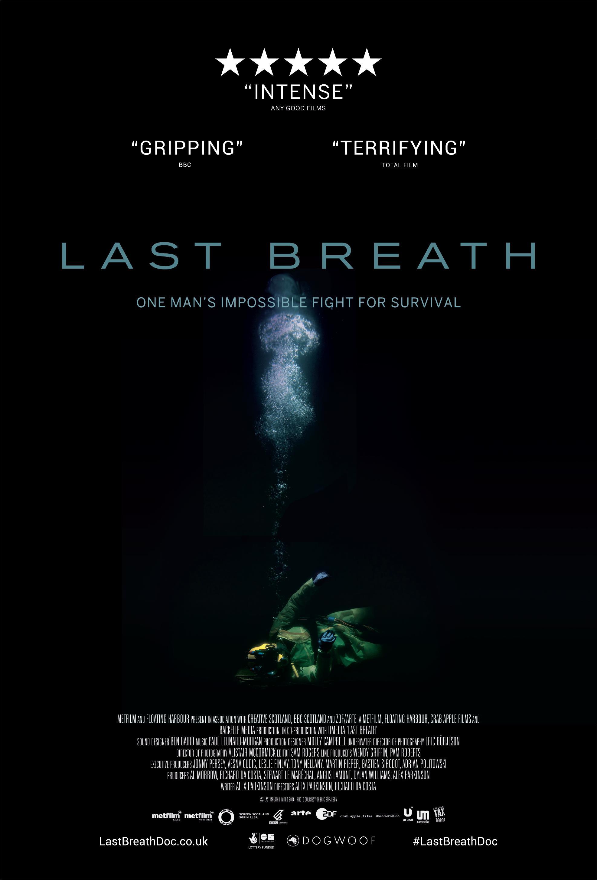 Last Breath (2019) WEBRip 1080p