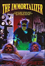 The Immortalizer (1989) Poster - Movie Forum, Cast, Reviews