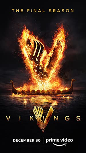 Vikings : Season 1-6 Complete English BluRay & WEB-HD 480p, 720p & 1080p | [Complete]