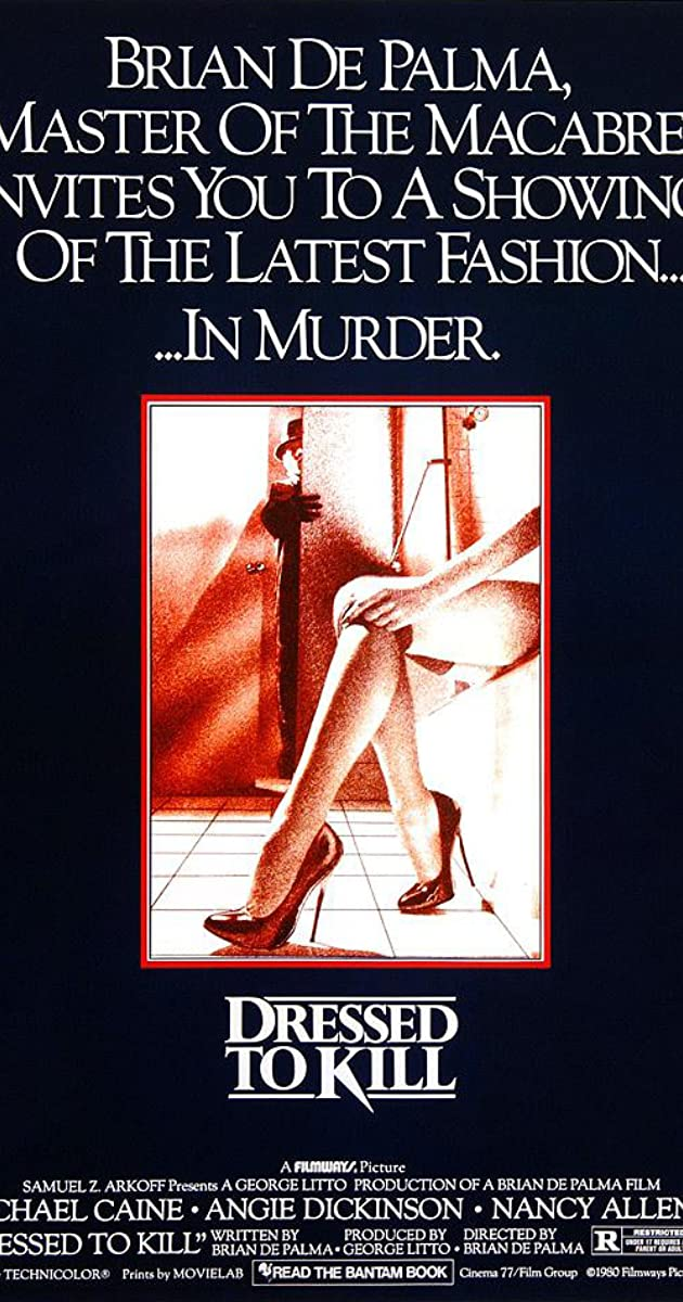 Subtitle of Dressed to Kill