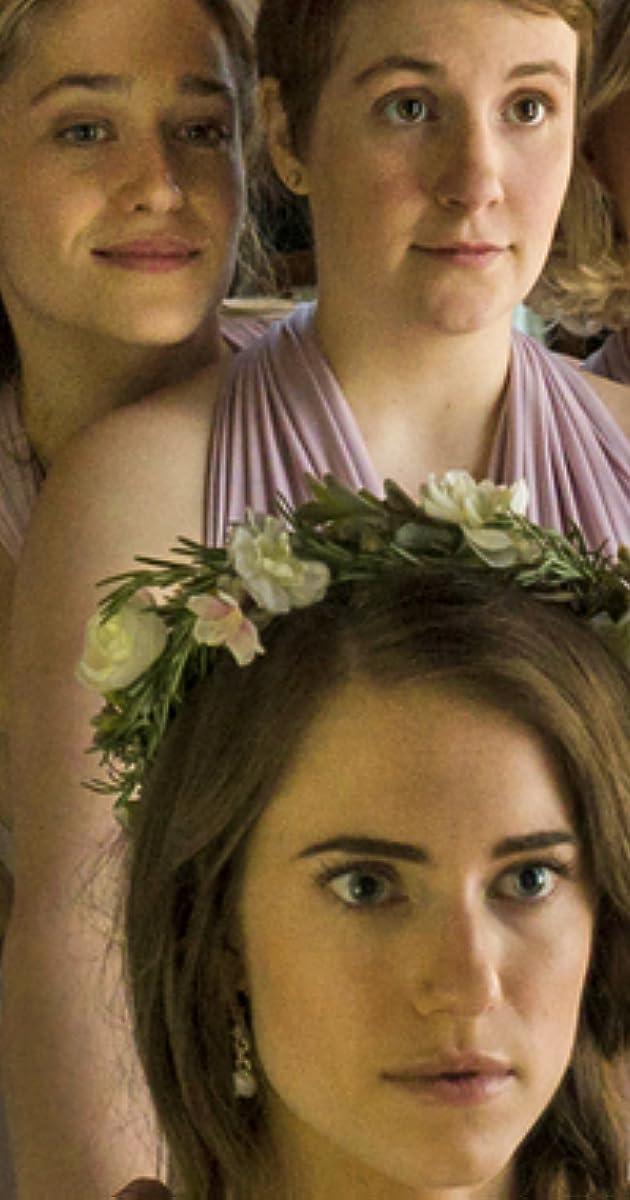 Zosia Mamet Wedding.Girls Wedding Day Tv Episode 2016 Zosia Mamet As Shoshanna