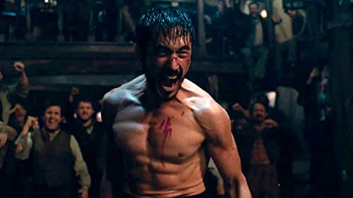 Warrior: Not For A Drink, A Fck, Or A Gdamn Prayer