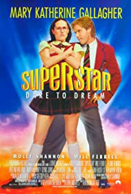 Will Ferrell and Molly Shannon in Superstar (1999)