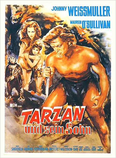Tarzan Finds A Son 1939