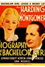 Biography of a Bachelor Girl (1935) Poster