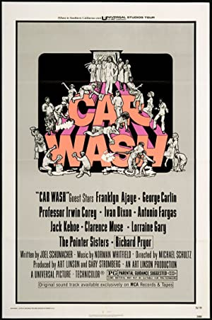 Car Wash Poster Image
