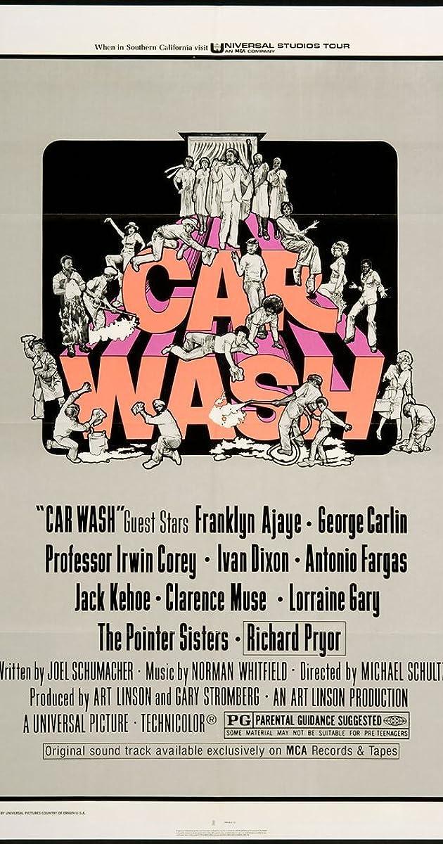 Subtitle of Car Wash