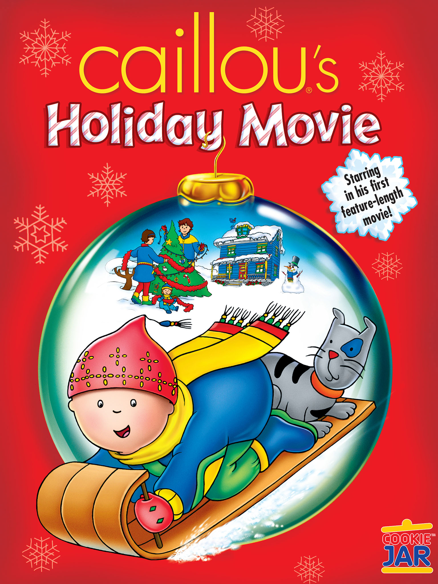 Caillou's Holiday Movie (2003)