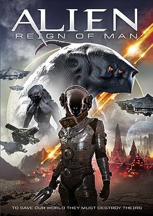 مشاهدة فيلم Alien Reign of Man 2017 مترجم أونلاين مترجم
