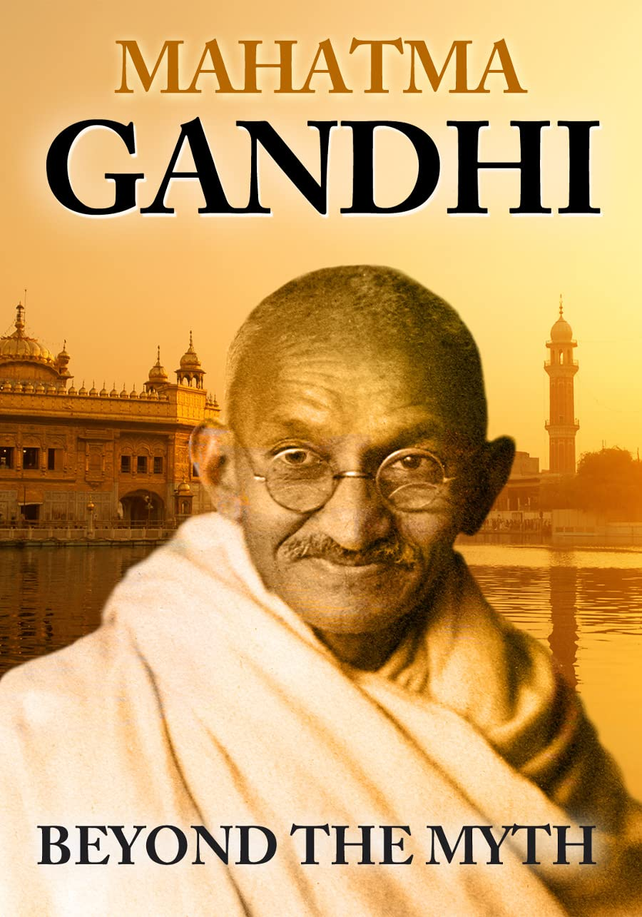 Mahatma Gandhi Beyond the Myth (2019) English 720p HEVC HDRip  x265 AAC ESubs [300MB] Full Movie Download