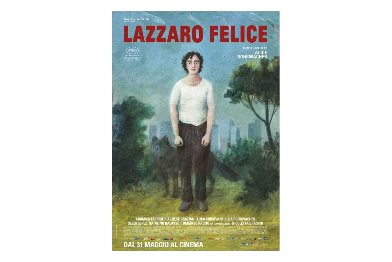 Lazzaro felice (2018)