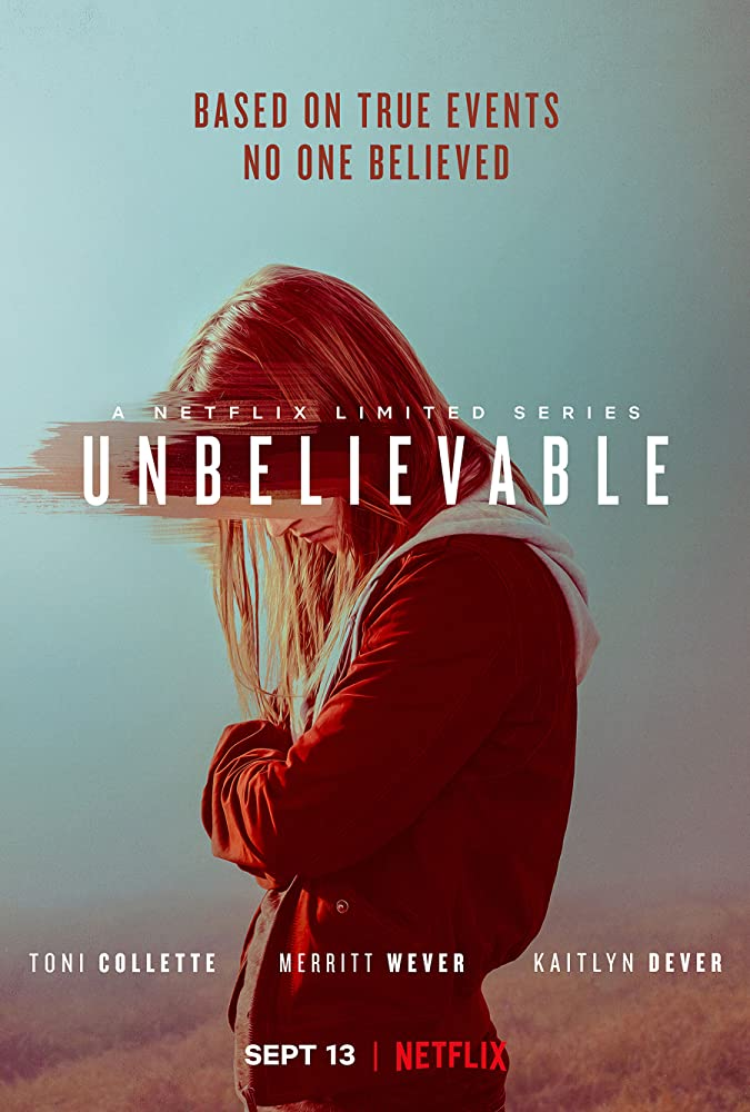 Unbelieavable S01 2019 Hindi Dubbed Complete Series 1.1GB WEB-DL Download