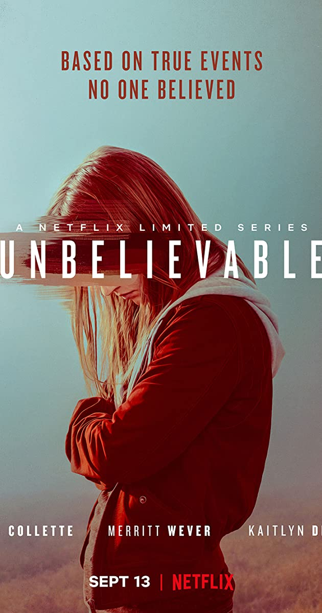 Download Unbelievable or watch streaming online complete episodes of  Season 1 in HD 720p 1080p using torrent