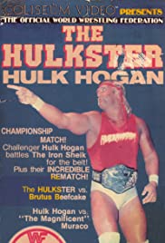 The Hulkster Hulk Hogan Poster