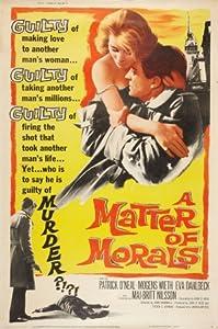 Watch rent movie trailer A Matter of Morals [480x272]