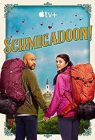 Keegan-Michael Key and Cecily Strong in Schmigadoon! (2021)