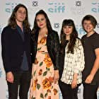 Julian Wass, Jenée LaMarque, Ever Mainard, and Kárin Tatoyan at an event for The Feels (2017)