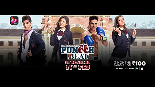 ALTBalaji | Puncch Beat Official Trailer | All episodes streaming 14th Feb