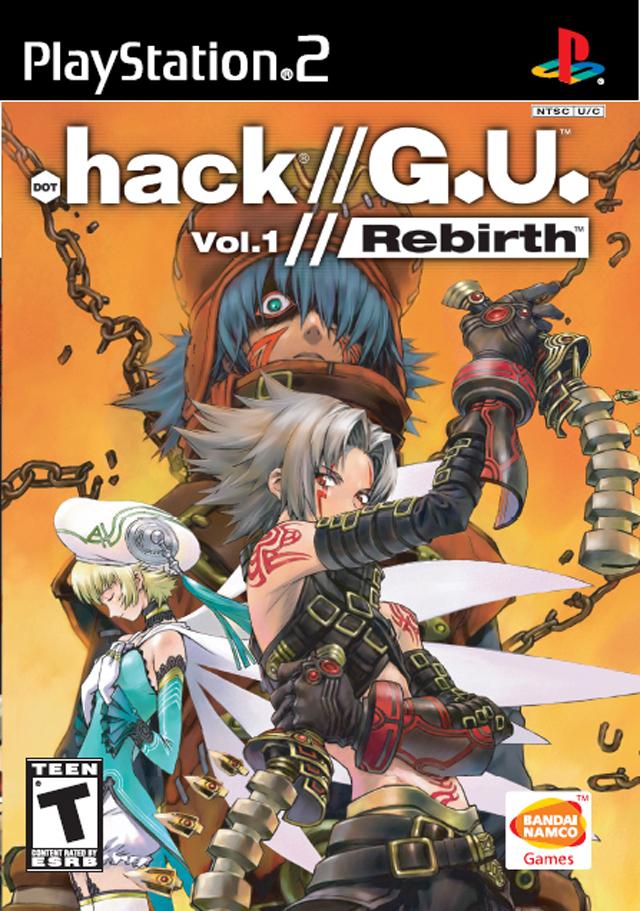 hack//G U  Vol 1//Rebirth (Video Game 2006) - IMDb