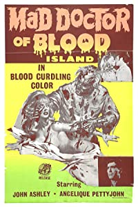 Mad Doctor of Blood Island Eddie Romero