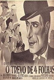 O Trevo de Quatro Folhas Poster