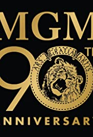 MGM 90th Anniversary: The Lion Roars Poster