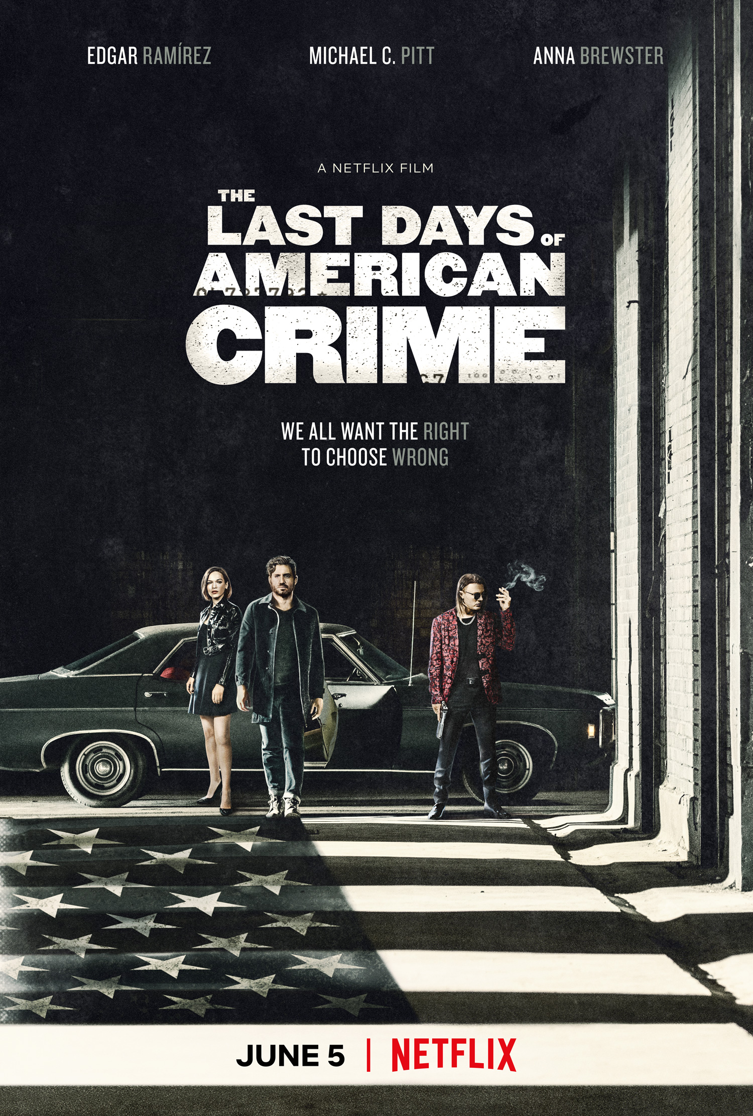 The Last Days Of American Crime 2020 Photo Gallery Imdb