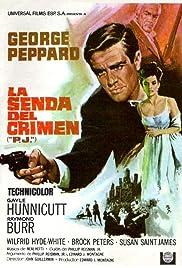 P.J.(1968) Poster - Movie Forum, Cast, Reviews